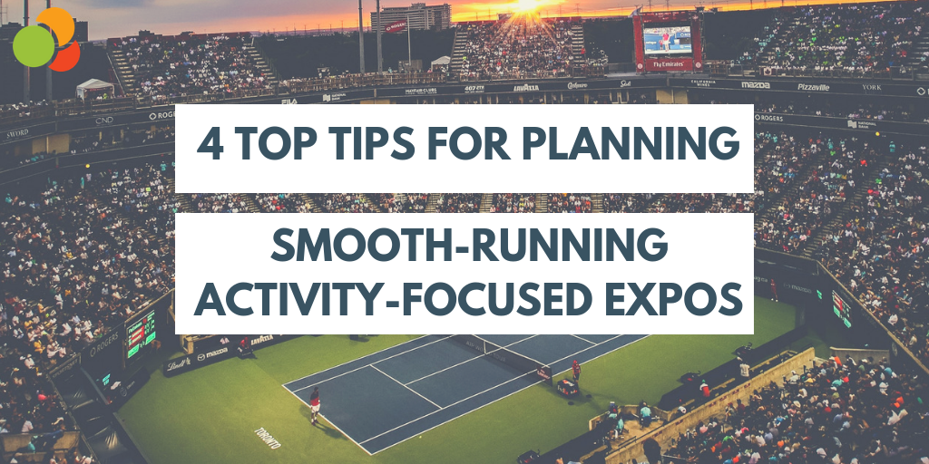 4 Top Tips to Consider For a Smooth-Running Sports Expo