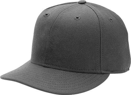 This is an image of a black hat, an example of what you might create for virtual event swag.